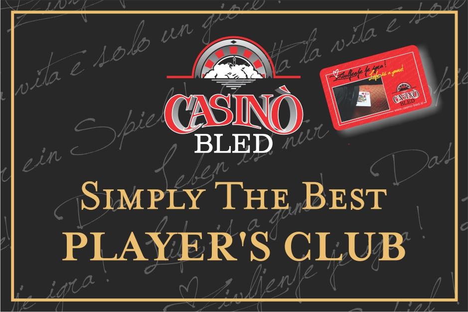 POKER ROOM – Casino Bled d d